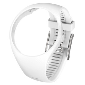 Polar M200 Wrist Strap S/M white